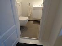 Renovering af bad og toilet