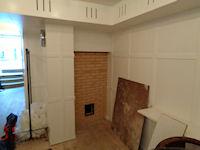 Renovering af indvendig skorsten