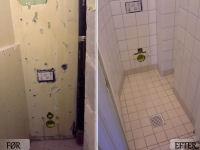 Revovering af bad og toilet
