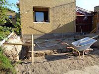 Renovering af tilbygning